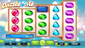 デモゲームDazzle Me Slot