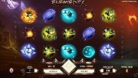 демо игра Elements Slot