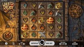 демо игра Lost Relics Slot
