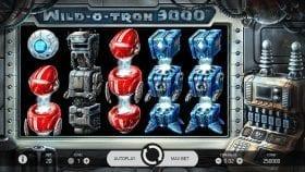 демо игра Wild-O-Tron 3000 Slot