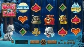 демо игра Wolf Cub Slot